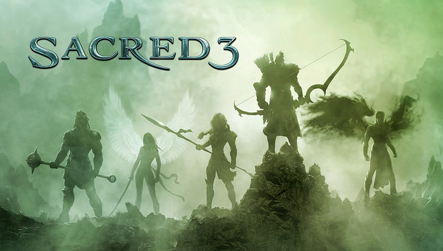 Soundtrack Sacred 3